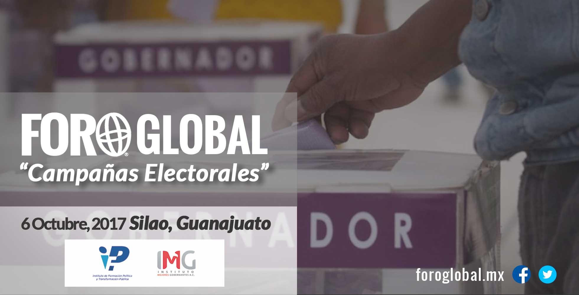 Foro Global Campañas Electorales. foroglobal.mx