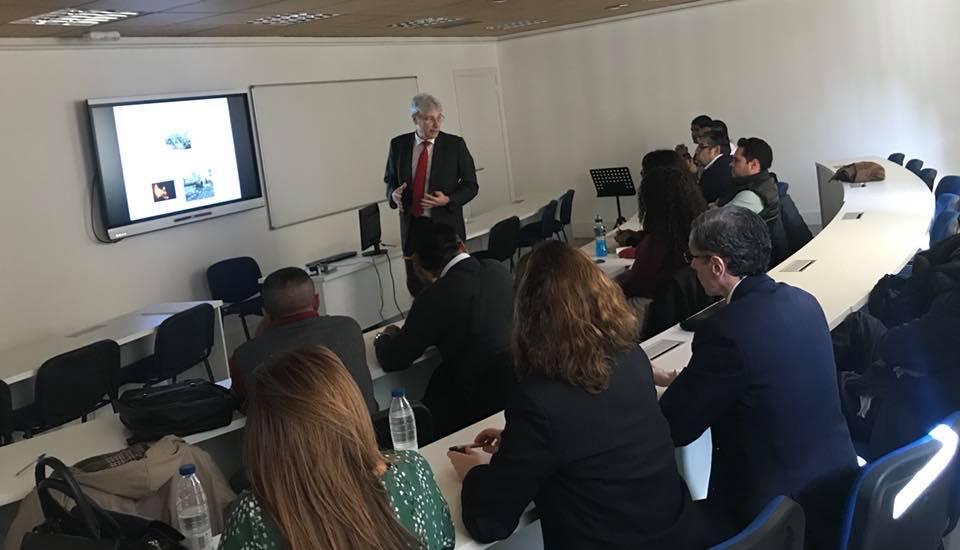 2º Curso Superior de Seguridad Pública en Madrid, España